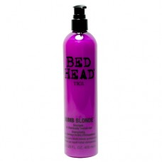 Dumb Blonde for Chemically Treated Hair Shampoo TIGI Bed Head 400ml - 22% OFF