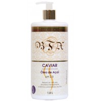 BTX Caviar Cosmetic Show 1litro - 33% OFF