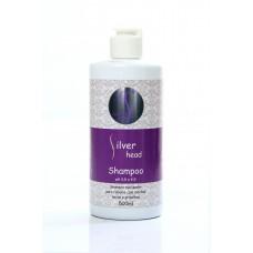 Silver Head Shampoo Cosmetic Show 500ml - 30% OFF